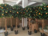 Piante artificiali della decorazione di di melo Gu-SL-327-840-8