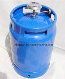 cylindre de gaz de 24L 11kg avec la soupape pour camper extérieur