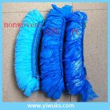 No tejido de la zapata de la lluvia reutilizables tapa dispensador