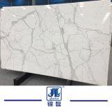 卸し売り高品質の磨かれたイタリアの白いCalacattaの大理石の平板