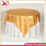 Mesa Redonda de poliéster de alta calidad de tela para banquetes boda