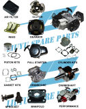 2개의 치기 47cc/49cc Minimoto 엔진 부품