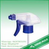 Pulverizador plástico do disparador da limpeza do carro da espuma com tamanho normal