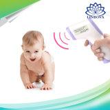 Младенца иК цифрового термометра поверхность тела лба младенца термометра внеконтактного ультракрасная