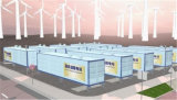 高性能2mwhリチウム電池のエネルギー蓄積システム (ESS)