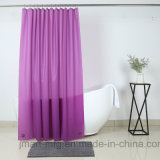 PVC Vinyl Lime pit Shower Curtain in Treat Purple for Bathroom Accessories