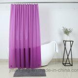 El vinilo de PVC cortina de ducha normal en el Regal púrpura para accesorios de baño