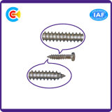 DIN и ANSI/BS/JIS Carbon-Steel/Stainless-Steel круглого поперечного стержня мебель шкафы с фиксированной головкой