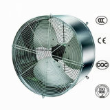 Fluxo Axial com efeito de ventilação do Ventilador Exaustor/Exaustor