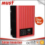Solarinverter 3000W auf Rasterfeld weg vom Rasterfeld-parallel Inverter