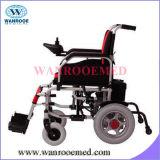 Portable ligero Bwhe1002 plegable el sillón de ruedas de la energía eléctrica para los minusválidos