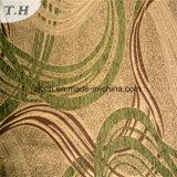 2016中国の織物の工場(FTH32074)による大きい曲げられたパターンソファーの布