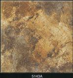 500x500mm inyección de tinta de aspecto rústico de piedra natural, azulejos de cerámica