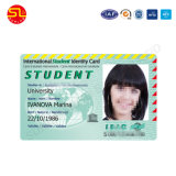 SGS aprovado cartão da biblioteca da Escola de PVC com amostra grátis
