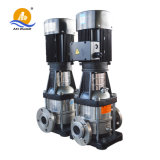 Booster de multiestágio vertical de alta pressão das bombas de água