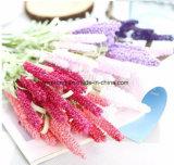 Künstlicher Lavendel-Mittelstück-Kanada-Hochzeits-Blumenstrauss-Silk künstlicher Lavendel