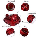 Potente motor eléctrico de rpm 30000Broca unhas Manicure unhas Máquina Master