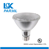Ra90 8W 800lm PAR30L Lâmpada LED