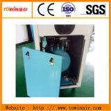 Gabinete Oilless silencioso compresor de aire con doble tanque de pulverización (TW5502S)