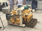 Bloc mobile de petite de ciment hydraulique machine de bloc faisant la machine
