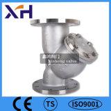 Edelstahl 304 flanschte das Grobfilter-Ventil Dn150, das in China hergestellt wurde