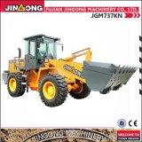 Cargador de la rueda delantera de la máquina de la construcción de China para la venta