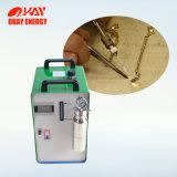 ワックスの溶接工の小さい携帯用Oxyhydrogen宝石類のレーザ溶接機械220V