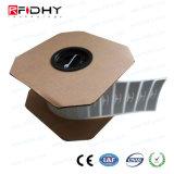 Tag RFID élevé de fréquence ultra-haute de passif d'Ucode 7 de sensibilité pour la prévention de perte