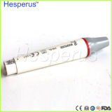Scaler ultra-sônico destacável Handpiece do diodo emissor de luz de Uds da fibra óptica original de Hw-5L para o Woodpecker