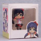 Figura di azione bella della ragazza giocattolo della bambola per i bambini