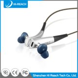 La radio stéréo de Bluetooth de musique de support de crochet d'oreille folâtre l'écouteur