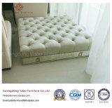 meubles cinq étoiles d'hôtel pour le bâti de sofa carré de loisirs (6312O-1)