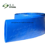 L'irrigation agricole Layflat flexible en PVC
