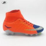 Футбол носок напольный обувает тапку ботинок спортов для людей (ZS-030#)