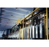 Automatische Pas door het Vernietigen van het Schot van het Type Machine voor het Profiel van het Aluminium