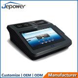 Qr Barcode 독자와 지문 스캐너를 가진 WCDMA GPRS GPS 3G 인조 인간 POS