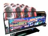 Bioskoop de Van uitstekende kwaliteit van het Huis van het Elektrische Systeem van Vervaardiging 6 Dof van het merk 5D 7D 9d