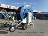 Garten-wässernschlauch-Bandspule-Bewässerungssystem China-Irritech mit Farbspritzpistole