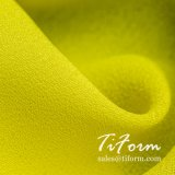 Tissu de polyester Linen-Like fine pour Home Textile