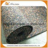 Couvre-tapis en caoutchouc acoustique insonorisant Rolls pour l'Underlayment en bois d'étage