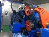 Tipo máquina de HD-1800mm D del tornado del doble para el alambre
