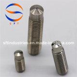 Стержень плакировкой никеля стали углерода продетый нитку (PD)