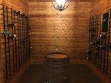 Шкаф вина металла индикации пива хранения Cellarseries стены установленный стеной