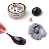 La temperatura magnetica della pasta del gioco del mastice della melma della mano che percepisce la plastica scherza il giocattolo educativo