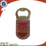 Apri su ordinazione poco costoso della birra del ricordo apri di bottiglia del metallo di figura del regalo promozionale