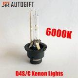 Kit HID D4S D4c a lâmpada do farol de xénon 12V 35W 55W