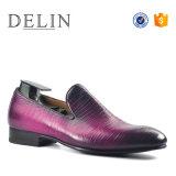 2018 Luxury мужчин обувь с кожаными единственной верхний