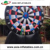 El fútbol inflable lanza el juego/el juego inflable de los deportes/el partido de fútbol inflable