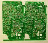 O Pb frente e verso da placa Fr4 do PWB livra para computadores