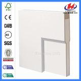 Домашние белые сползая светлые двери амбара твердой древесины (JHK-S02)
